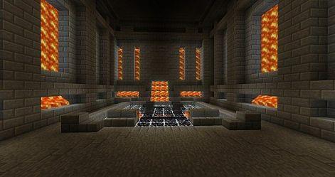 dwarven halls forge minecraft