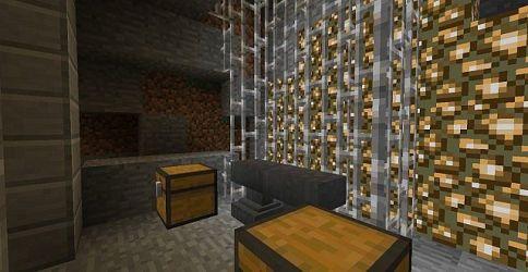 forge iron dwarven area minecraft prescious gem