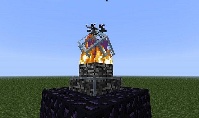 Minecraft Ender Crystal