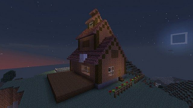 Marceline House Minecraft Project