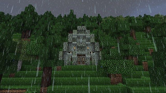Goblin cave Minecraft Project