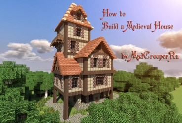 minecraft medieval build houses cool tutorial builds buildings castle planetminecraft creations craft tutorials blueprints survival modern updated mar cute