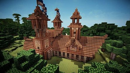 hall medieval town minecraft imgur planetminecraft project viewer library