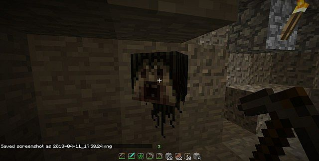 Bloody Mary Minecraft Project