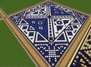 decorative floor minecraft project