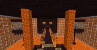 The house of herobrine Minecraft Project