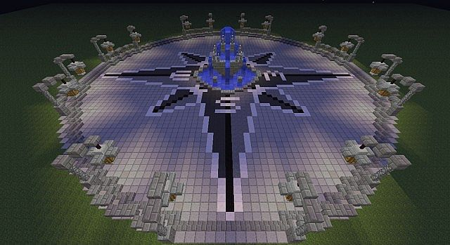 The Compass Minecraft Project