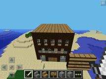 How to Make a Minecraft PE Hotel