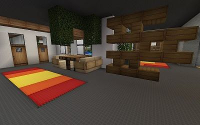 area maddison heights shelves fancy breakfast dining stijl mansion minecraft