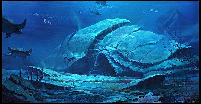 Underwater Temple Minecraft Project