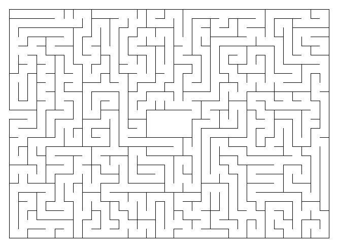 Simple Maze Minecraft Project