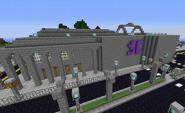 stock exchange minecraft project