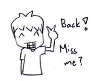 IM BACK!!!!!!! Minecraft Blog