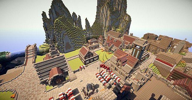 Verdistis Minecraft Project