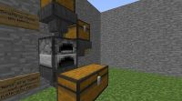 An Auto-Furnace Minecraft Project
