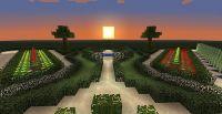 French garden 2 Minecraft Project