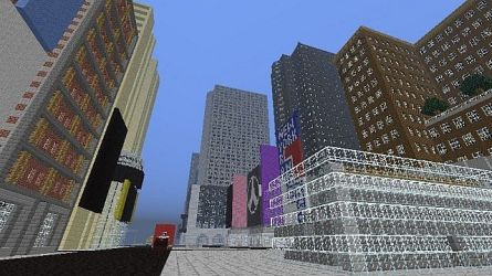 square times york minecraft map