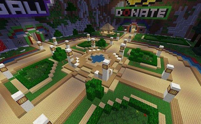 Swipecraft Mini Game Madness Minecraft Server