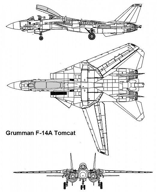 F-14 Tomcat Minecraft Project