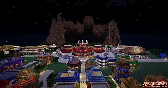 Minecraft Naruto Map (4) - EpicGaming