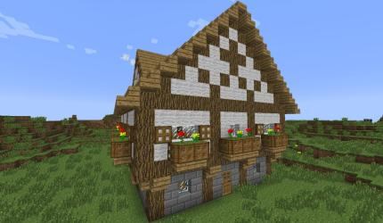 medieval build minecraft