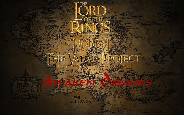 Minecraft Lord Rings Mod 1 7 2