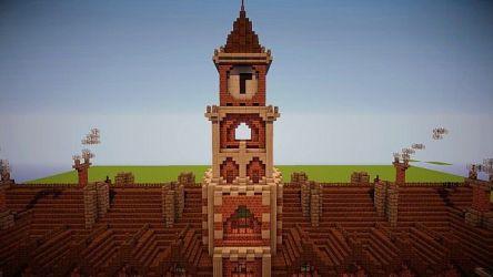 town hall victorian minecraft schemagic info announcement feature read