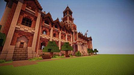 hall town minecraft victorian schemagic info announcement feature read forums