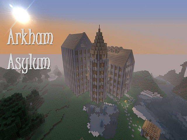 Arkham Asylum New Download Minecraft Project