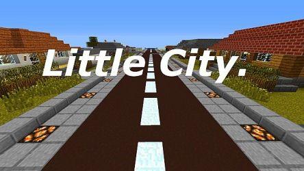 Minecraft City 11