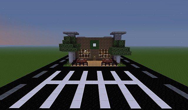 Starbucks Minecraft Project