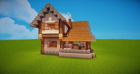 project medieval forge blacksmith minecraft