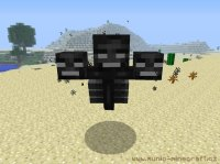 how to spawn the wither boss in minecraft Minecraft Blog