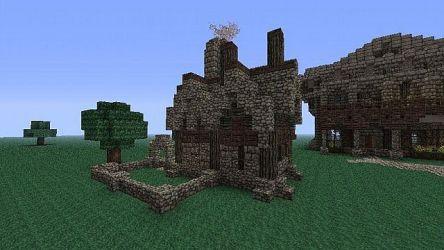 cozy minecraft cottage basic project