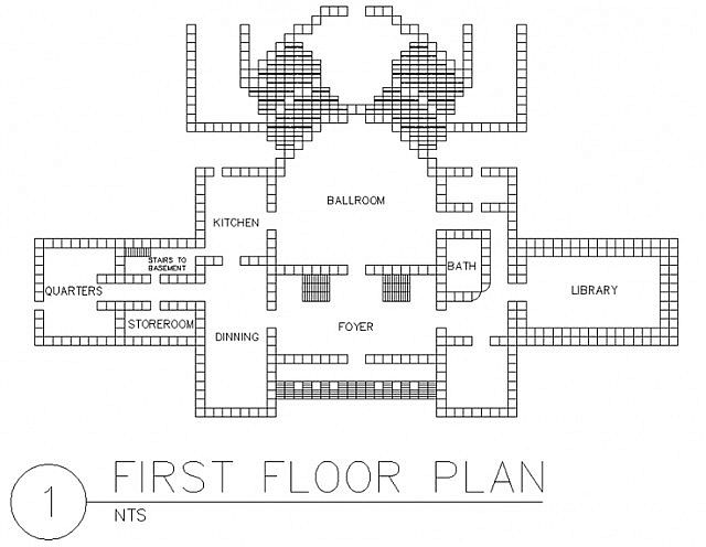 The Epic Mansion Minecraft Project