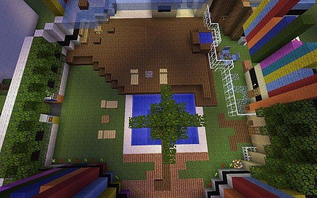 Big Brother Australia House 2013 Halfway Minecraft Project