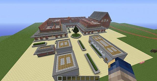 Code Lyoko Kadic Academy Minecraft Project
