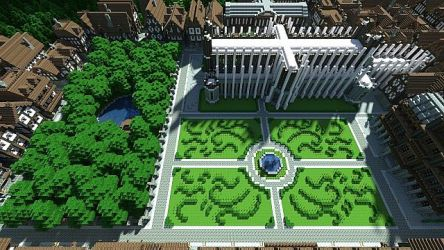 minecraft map medieval fantasy buildings project maps logs update