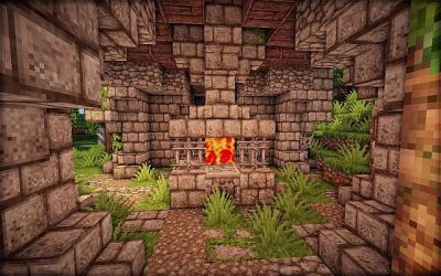 blacksmith medieval forge minecraft requested