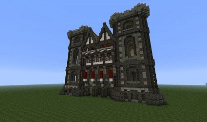 fantasy building medieval minecraft project