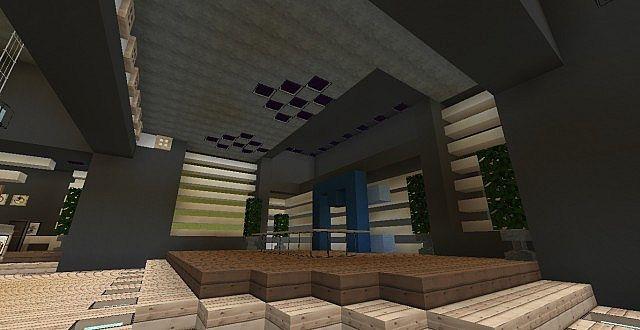 Minecraft News Studio Minecraft Project