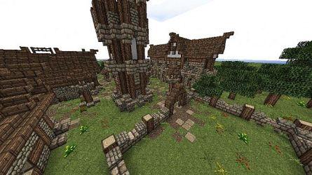 medieval building designs project minecraft