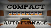 Compact Auto Furnace Minecraft Project
