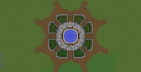 square town minecraft schemagic info announcement feature read