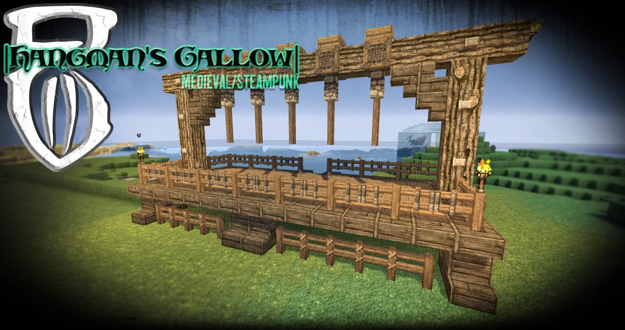 Hangmans Gallow Myths Of Daedwin Minecraft Project
