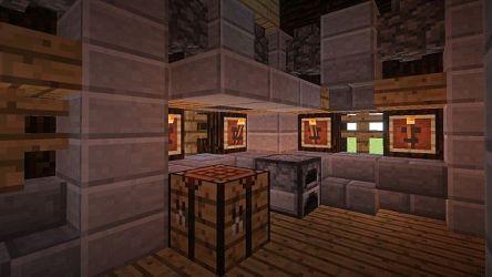 medieval kitchen minecraft planetminecraft