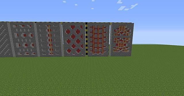 Minecraft Interior Wall Designs Novocom Top