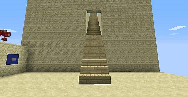 Very Advanced Flush Seamless Pop Out Staircase To