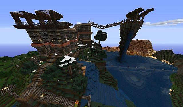 Tralfamadore Minecraft Server