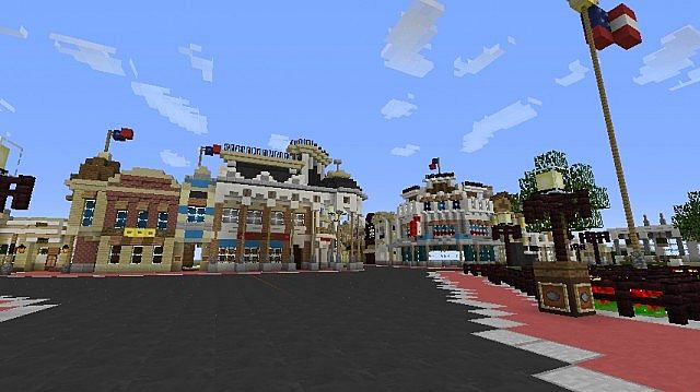 Walt Disney World Resort MouseCraft Minecraft Server